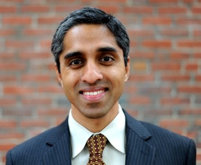Surgeon General Vivek Murthy Shares Wisdom for New Health Care Professionals